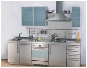 Semi Commercial Kitchen Installations in London